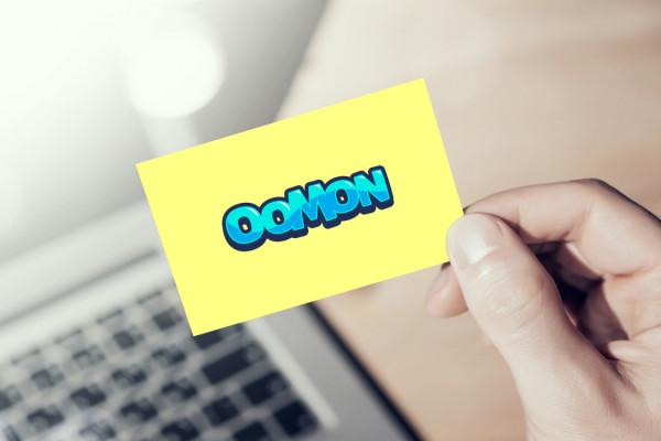 Sample branding #2 for Oomon