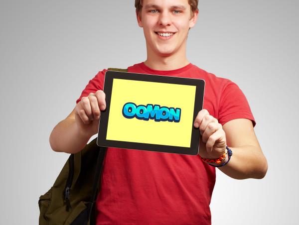 Sample branding #3 for Oomon