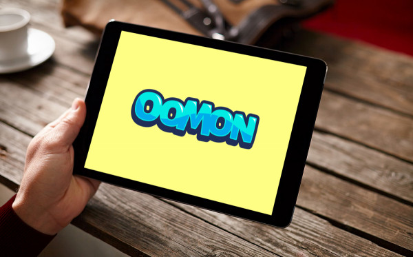 Sample branding #1 for Oomon