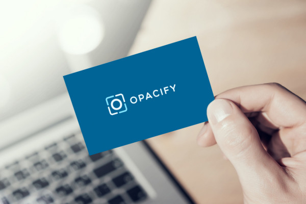 Sample branding #2 for Opacify