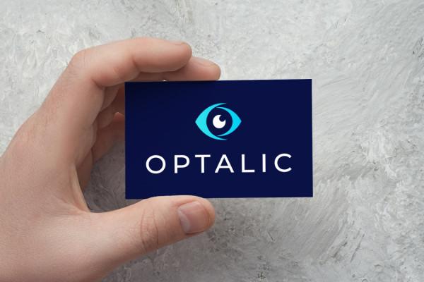 Sample branding #2 for Optalic