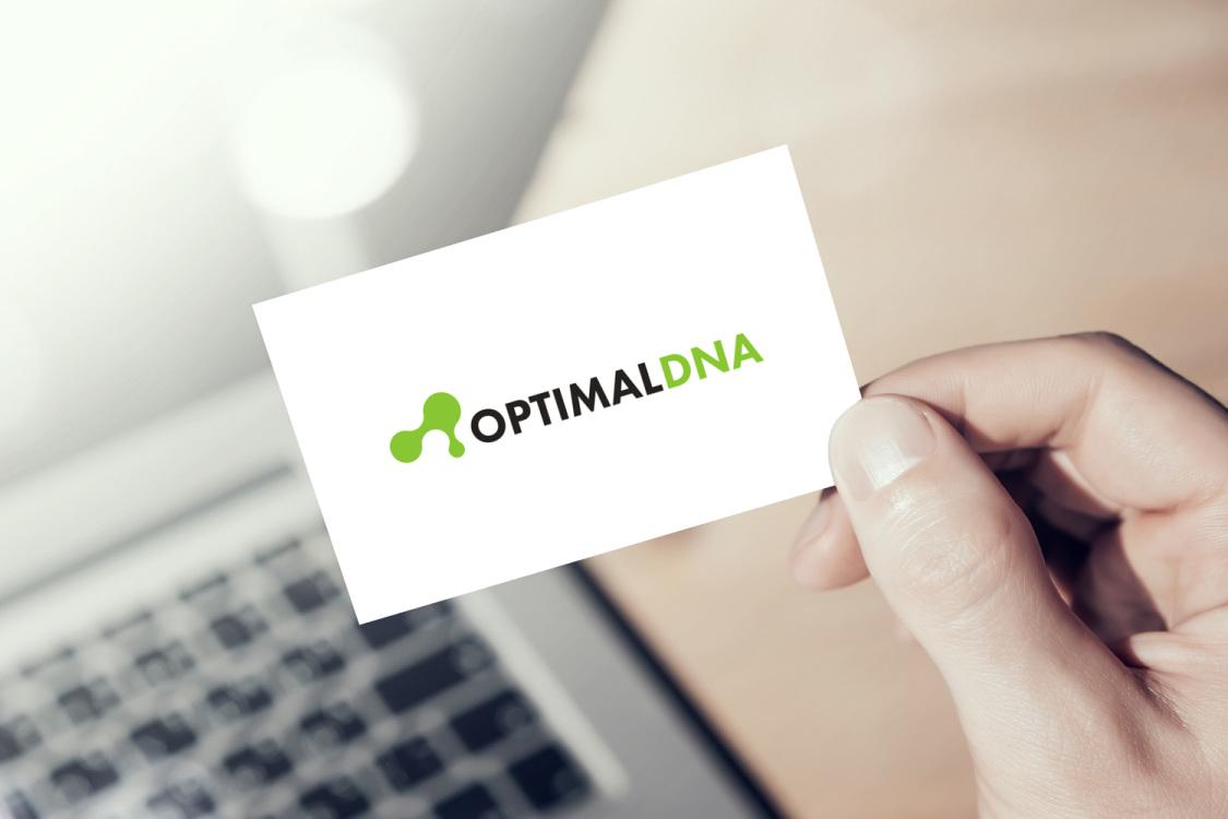 Sample branding #2 for Optimaldna