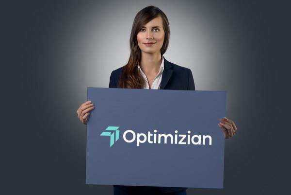 Sample branding #1 for Optimizian