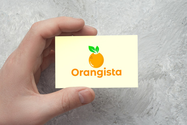 Sample branding #3 for Orangista