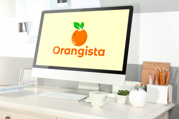 Sample branding #2 for Orangista