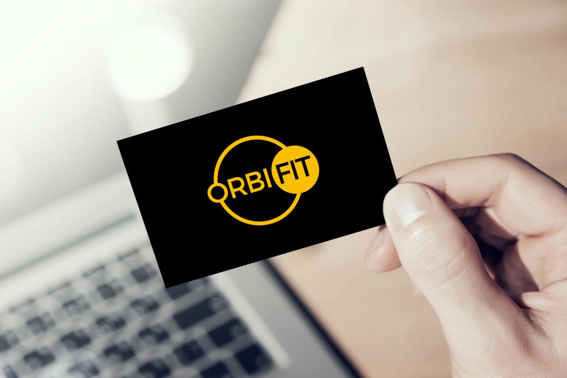 Sample branding #3 for Orbifit