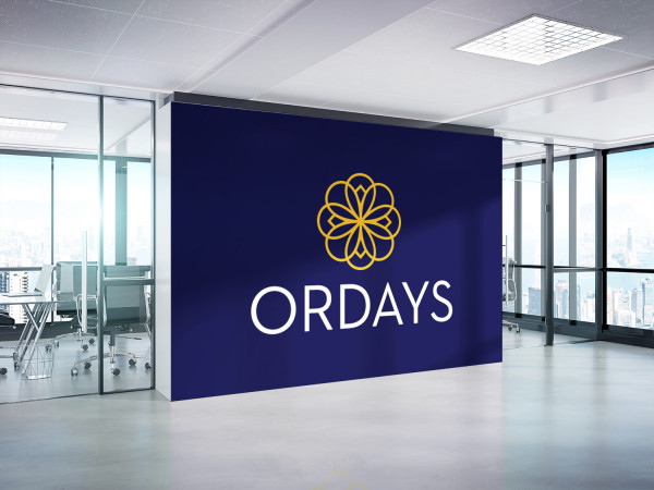 Sample branding #2 for Ordays