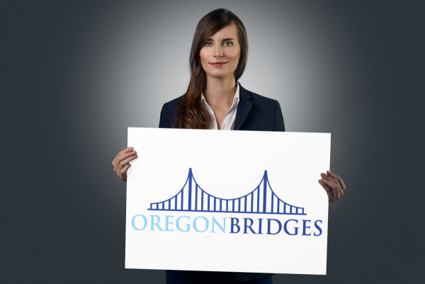 Sample branding #1 for Oregonbridges