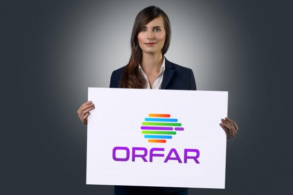 Sample branding #3 for Orfar