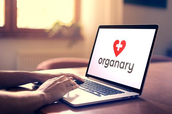 Sample branding #1 for Organary