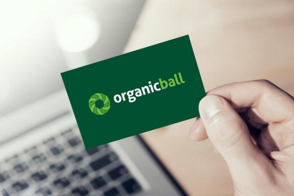 Sample branding #3 for Organicball
