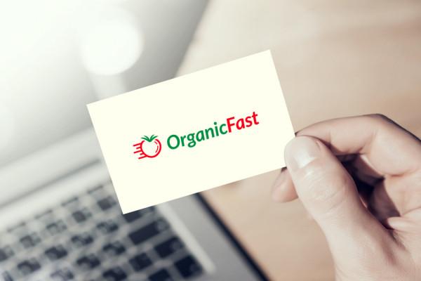Sample branding #3 for Organicfast
