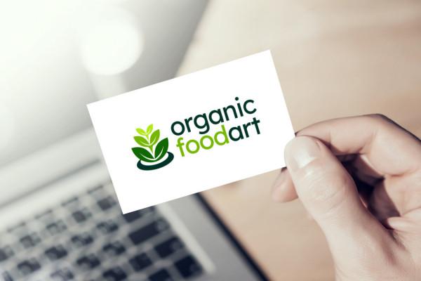 Sample branding #3 for Organicfoodart