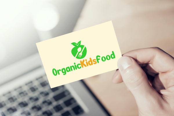 Sample branding #1 for Organickidsfood