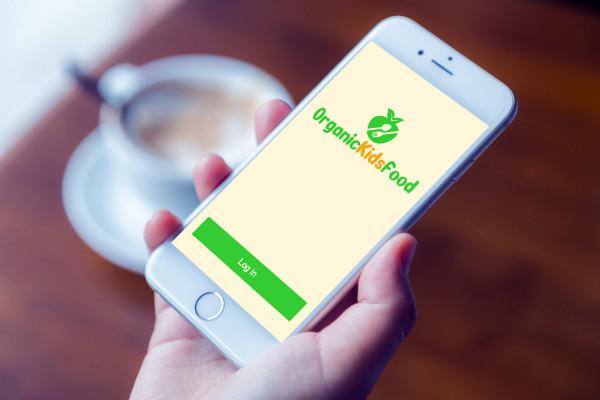 Sample branding #2 for Organickidsfood