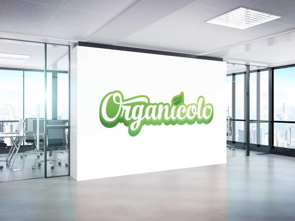 Sample branding #1 for Organicolo