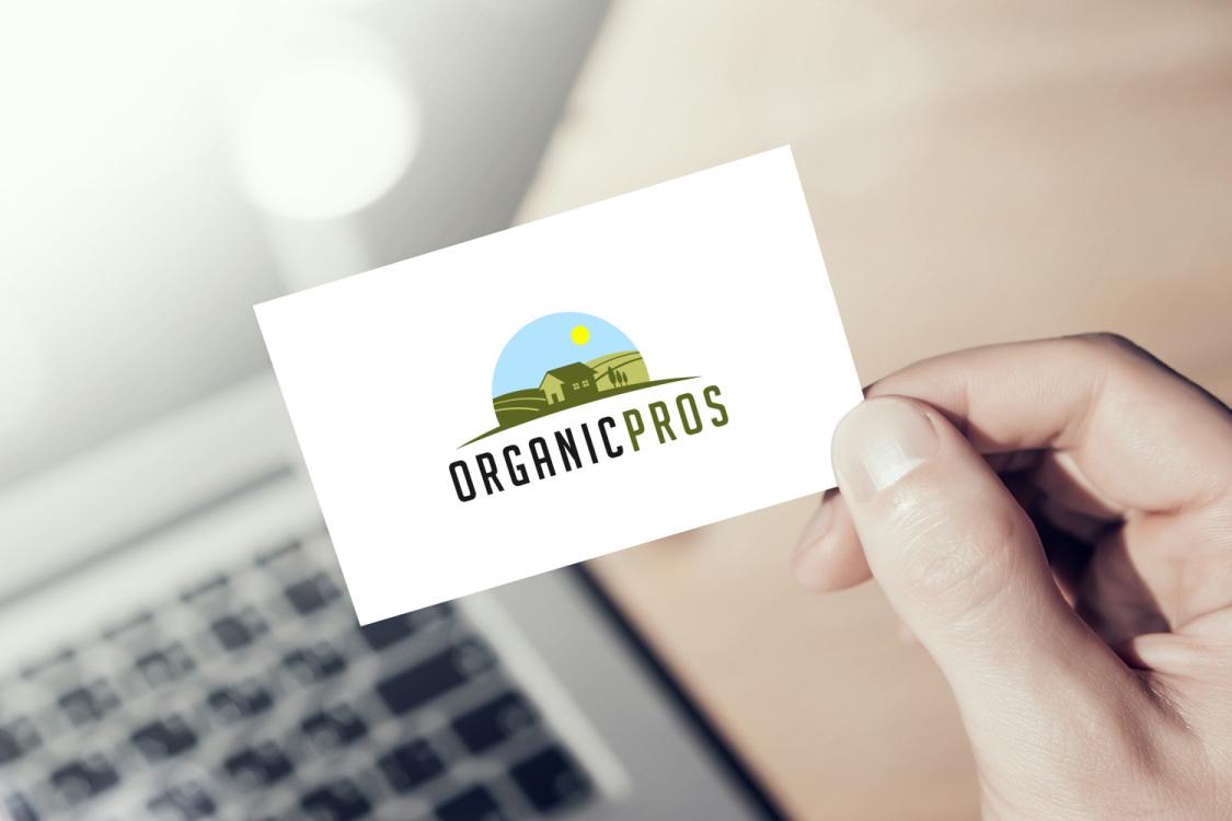 Sample branding #1 for Organicpros