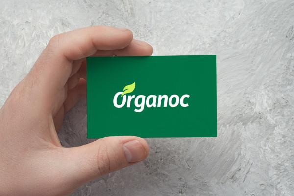Sample branding #2 for Organoc