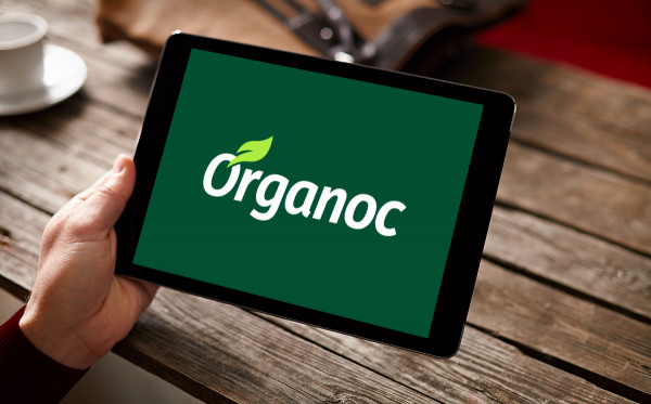 Sample branding #3 for Organoc