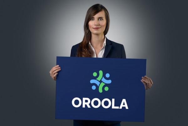 Sample branding #2 for Oroola
