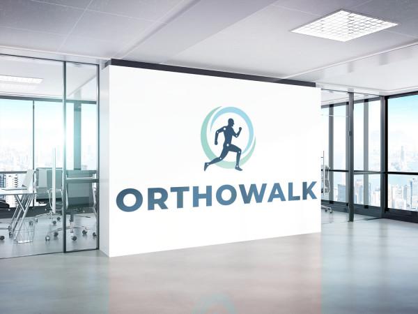 Sample branding #3 for Orthowalk