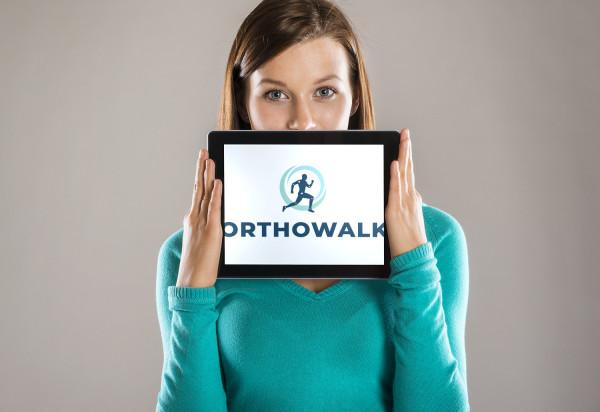 Sample branding #1 for Orthowalk