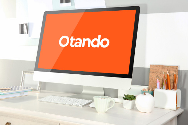 Sample branding #1 for Otando