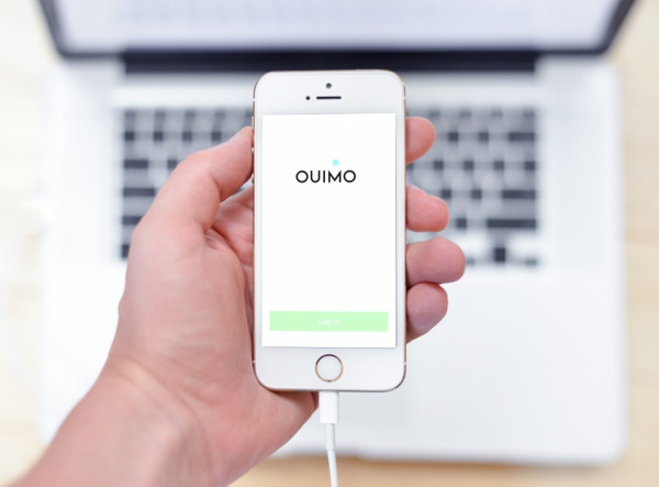 Sample branding #2 for Ouimo