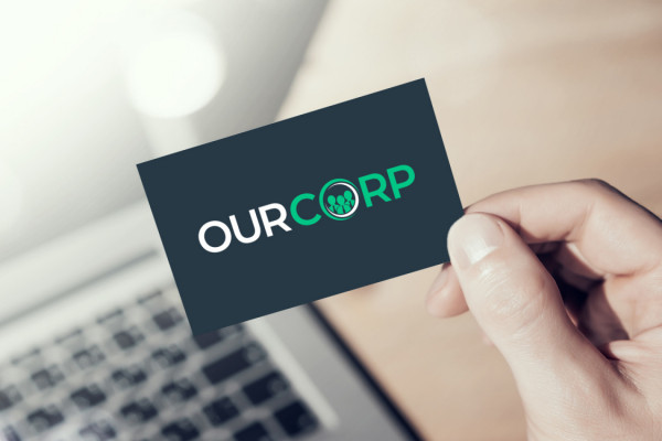 Sample branding #1 for Ourcorp