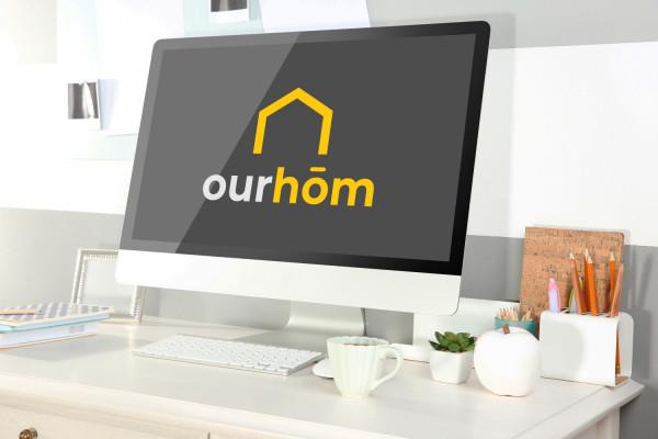 Sample branding #3 for Ourhom