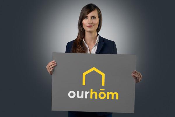 Sample branding #1 for Ourhom