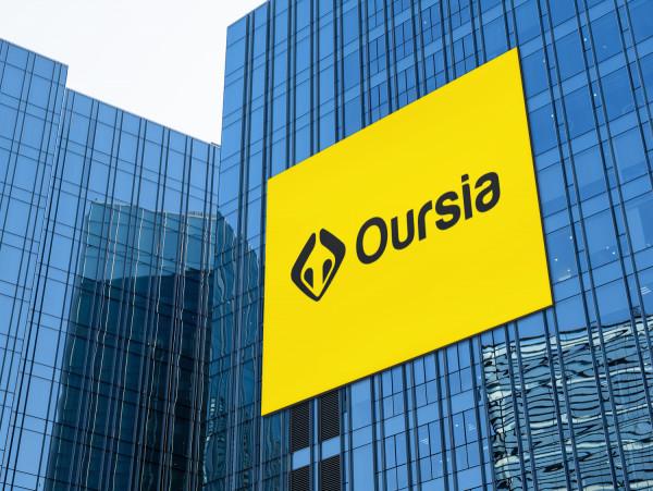 Sample branding #3 for Oursia