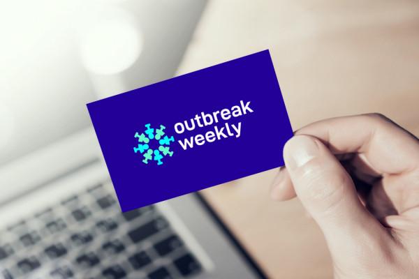 Sample branding #2 for Outbreakweekly