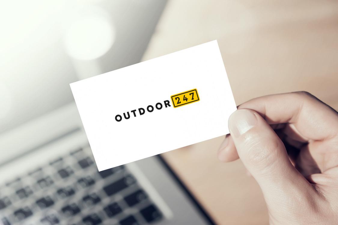 Sample branding #2 for Outdoor247