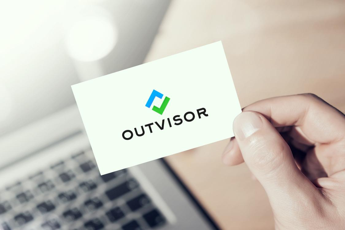 Sample branding #3 for Outvisor