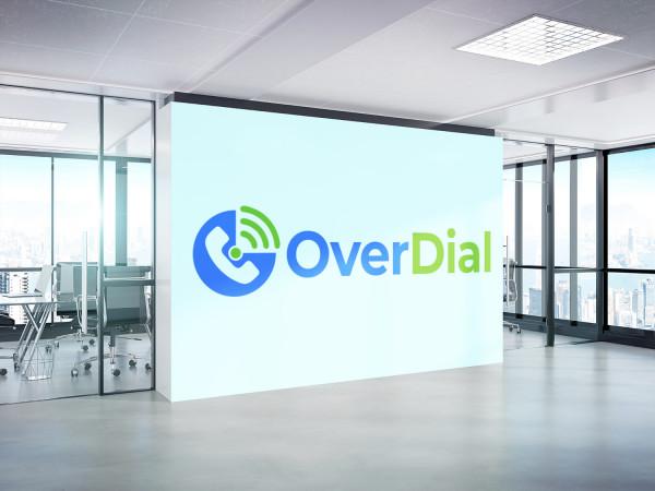 Sample branding #2 for Overdial