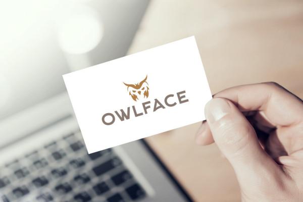 Sample branding #2 for Owlface