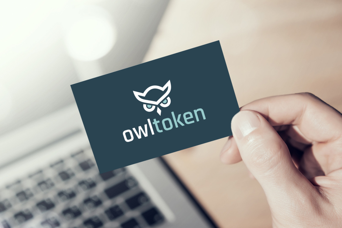 Sample branding #2 for Owltoken