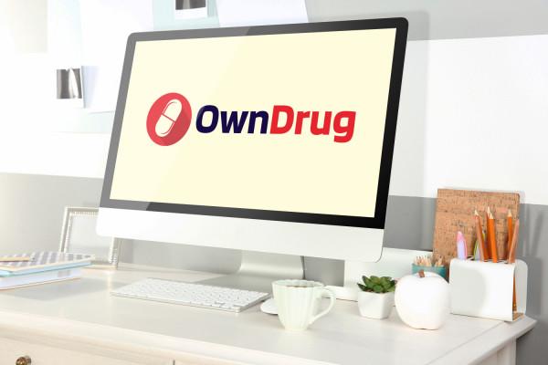 Sample branding #2 for Owndrug