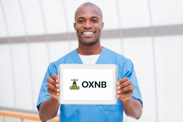 Sample branding #1 for Oxnb