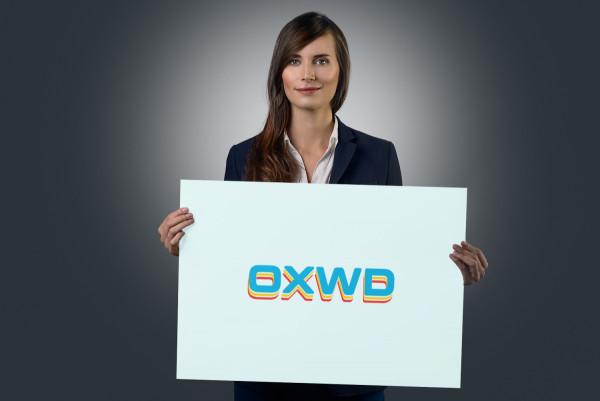 Sample branding #1 for Oxwd