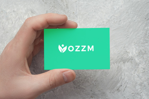 Sample branding #3 for Ozzm