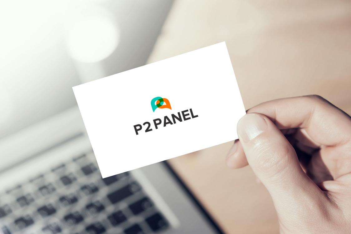Sample branding #1 for P2panel