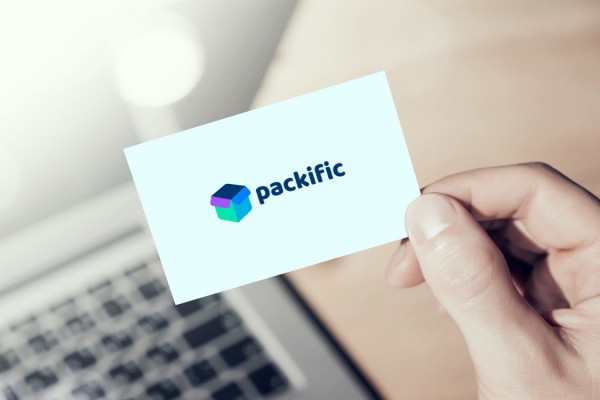 Sample branding #3 for Packific