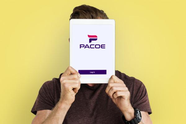 Sample branding #2 for Pacoe