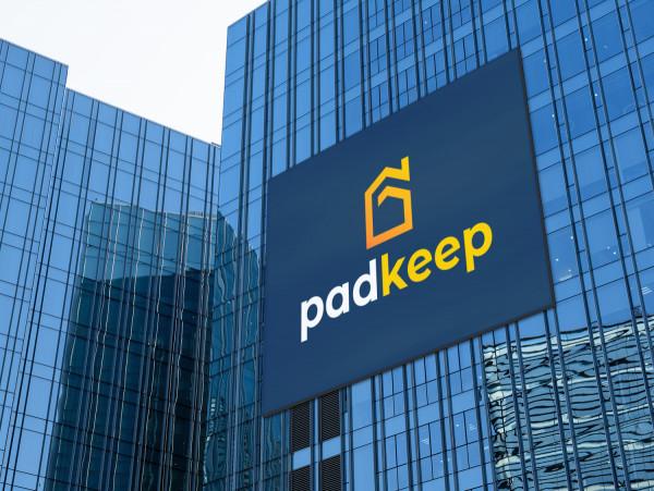 Sample branding #1 for Padkeep