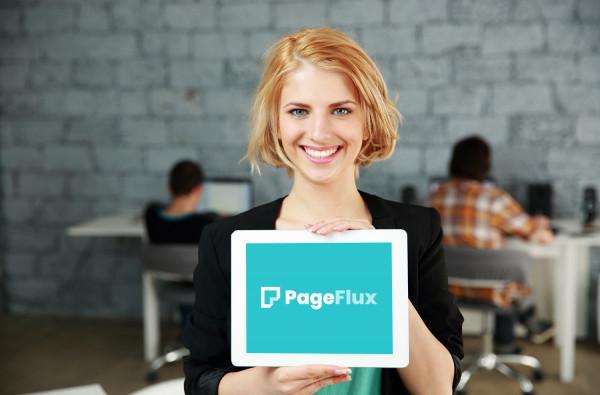 Sample branding #1 for Pageflux