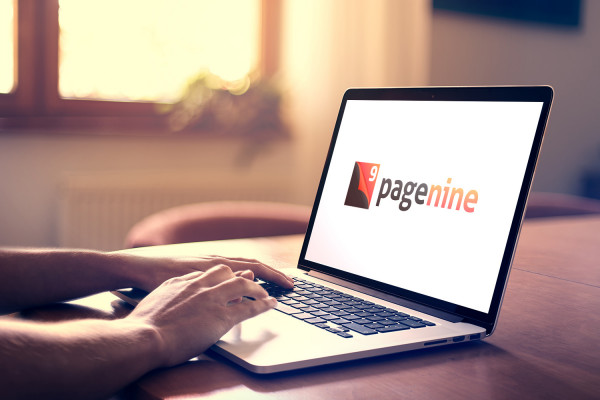 Sample branding #3 for Pagenine