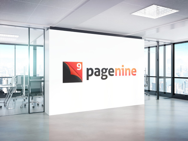 Sample branding #2 for Pagenine