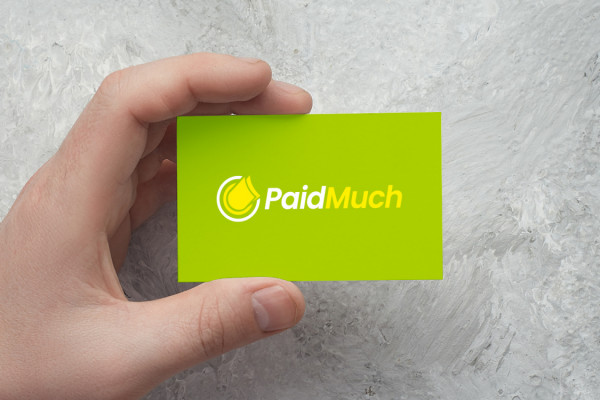 Sample branding #3 for Paidmuch